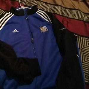 Adias sport jacket